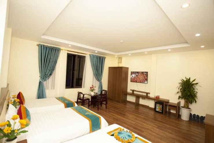 BEDROOM City Hotel Lao Cai