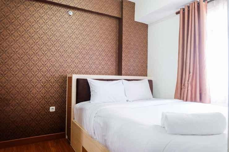 BEDROOM Nice 2BR Green Pramuka Apartment