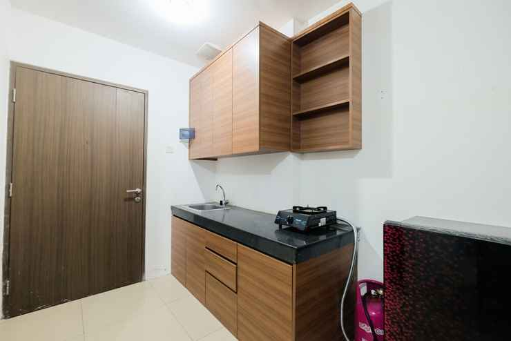 BEDROOM New Furnished 2BR Pasar Baru Mansion Apartment