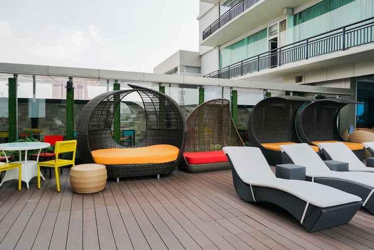 SWIMMING_POOL New Furnished 2BR Pasar Baru Mansion Apartment