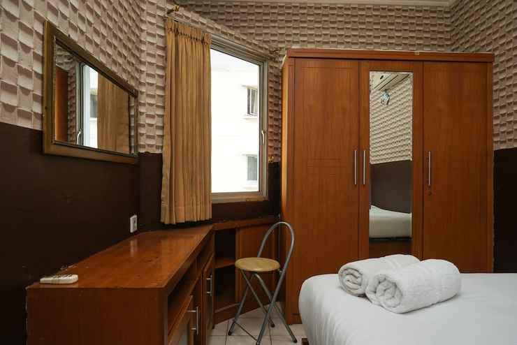 BEDROOM Affordable 2BR Mediterania Gajah Mada Apartment