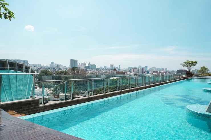 SWIMMING_POOL Luxurious Studio at Menteng Park Apartment