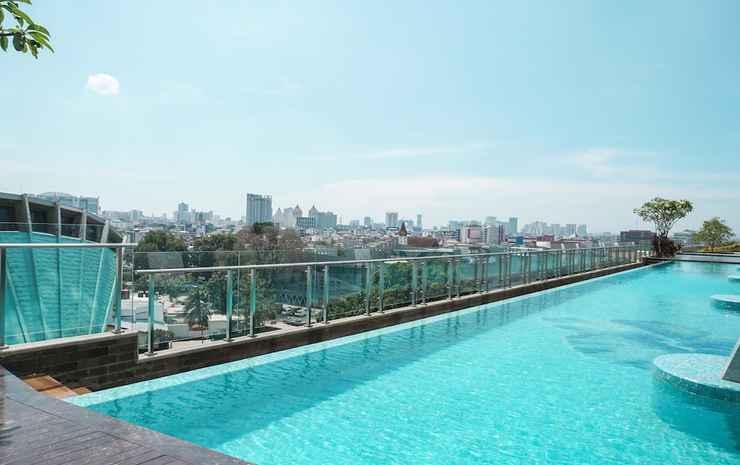 Luxurious Studio at Menteng Park Apartment
