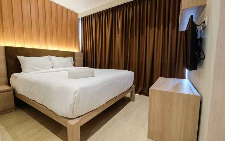 Comfortable and Modern 2BR Menteng Park Apartment