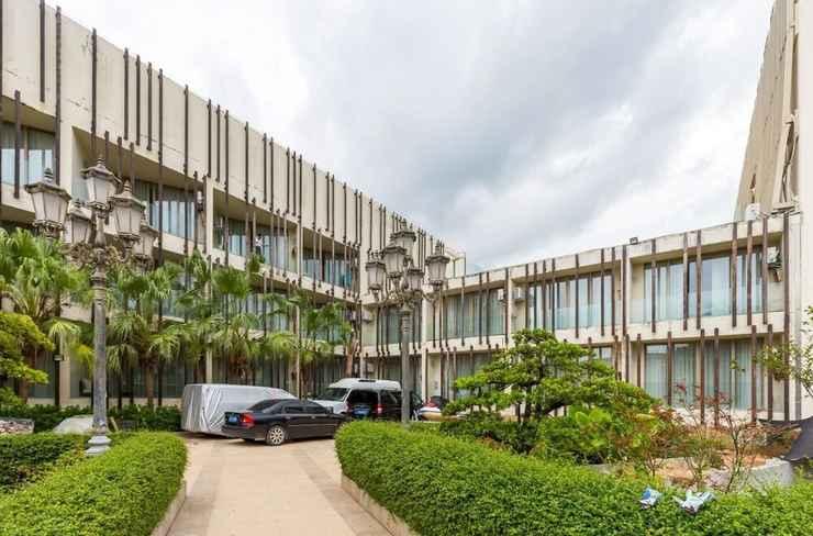 EXTERIOR_BUILDING Sanya  Baili  Resort Hotel & Haitang Bay