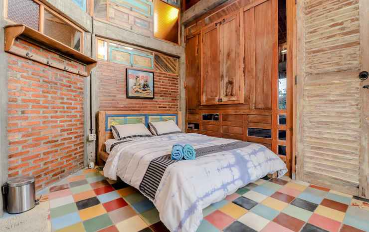 Lorong Homestay  Yogyakarta - Standard Double Room with Fan