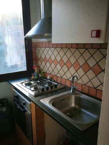 BEDROOM Apartment With one Bedroom in Messina, With Wonderful City View and Balcony