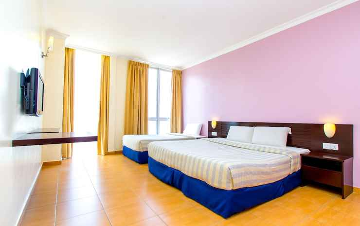 Ample Hotel Johor - Kamar Keluarga