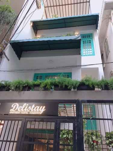 EXTERIOR_BUILDING Delistay - Hostel