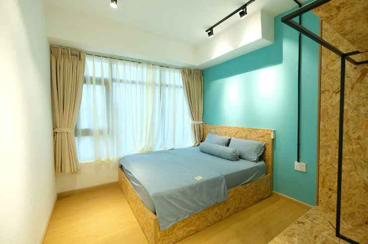 BEDROOM Stay In Nha Trang Apartments