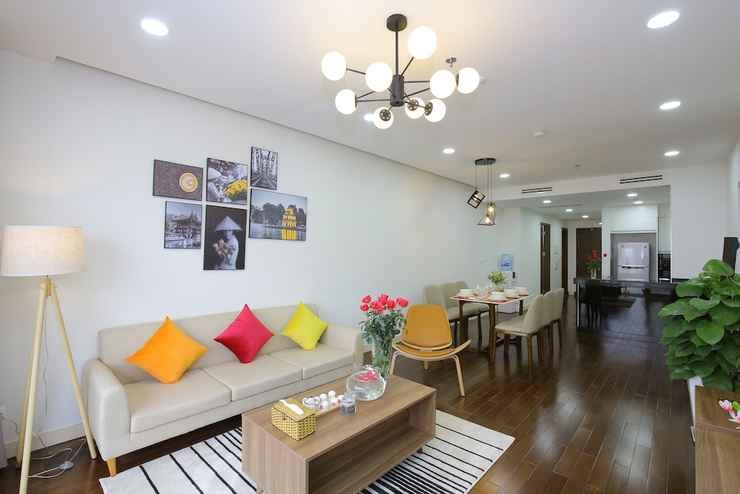 LOBBY Sophie Lancaster Hanoi Apartment