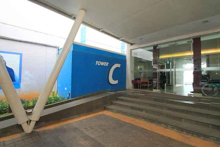 EXTERIOR_BUILDING Aeropolis Apartment by Aparian Mediapura