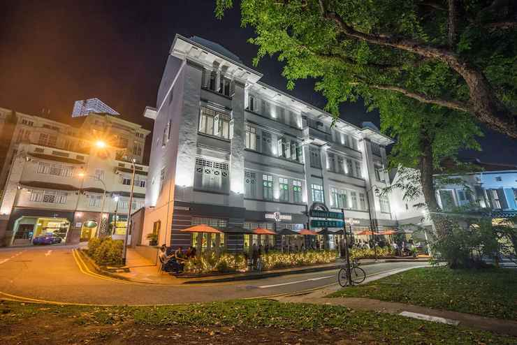 EXTERIOR_BUILDING ClubHouse Residences Alder 1BR Suites