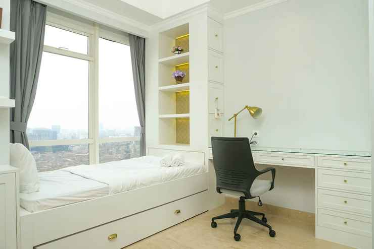BEDROOM Luxurious 2BR with Private Lift at Menteng Park Apartment