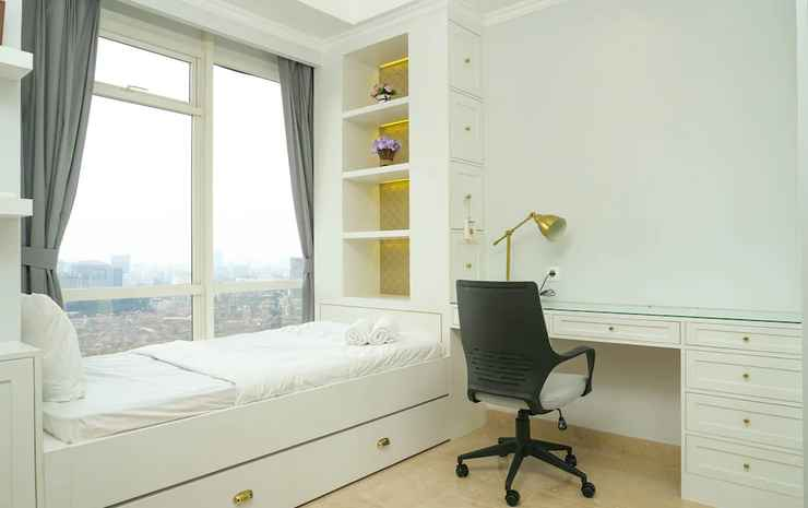 Luxurious 2BR with Private Lift at Menteng Park Apartment