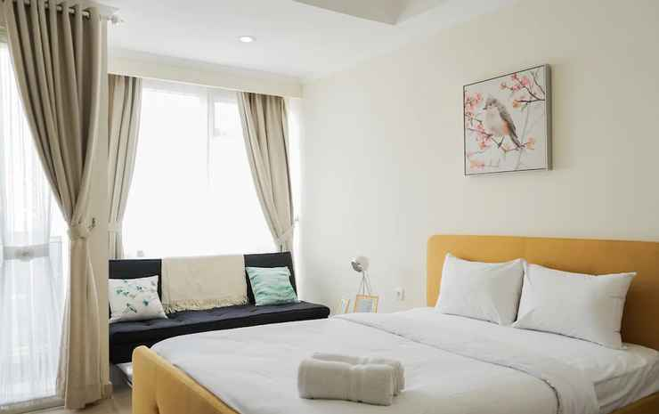 New Furnished and Exclusive Studio at Menteng Park Apartment