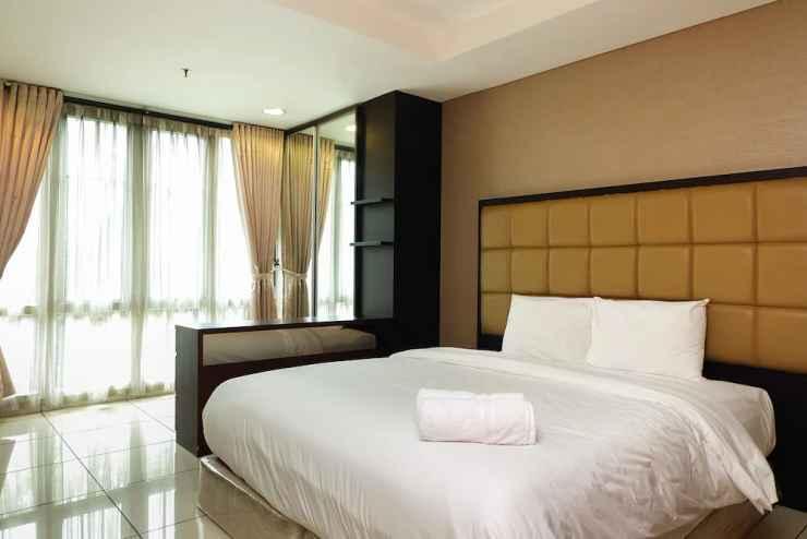 BEDROOM Spacious 1BR Apartment at 1 @ Cik Ditiro Apartment