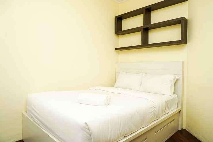 BEDROOM Comfy 3BR Apartment at Mediterania Gajah Mada