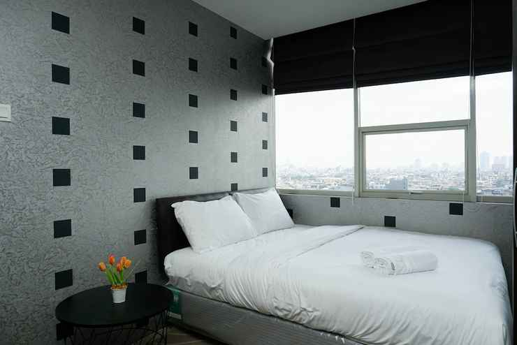 BEDROOM Spacious Studio at Pasar Baru Mansion Apartment