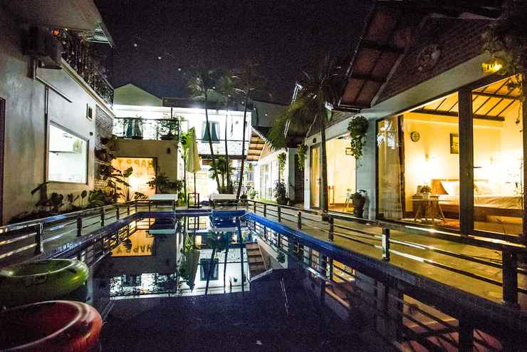 SWIMMING_POOL Sparrow's Song Homestay