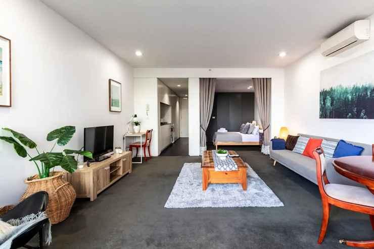 1 Bedroom Apartment In Prahran With Balcony In Prahran Melbourne State Of Victoria