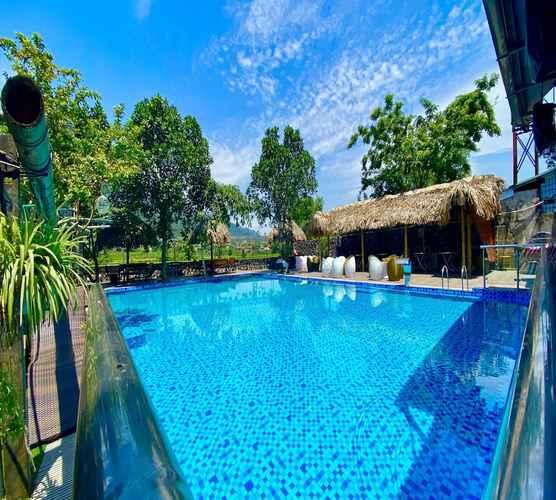 SWIMMING_POOL Ha Giang Moments Homestay - Hostel