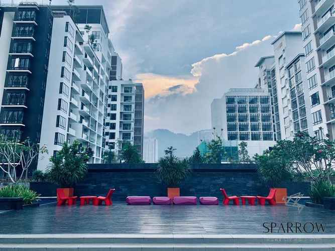 EXTERIOR_BUILDING Midhills Premium Suites by Sparrow Homes