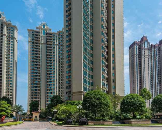 EXTERIOR_BUILDING Kiwi Apartment Shaoguan No.4