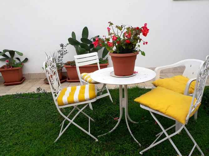 COMMON_SPACE Apartment With one Bedroom in Anguillara Sabazia, With Enclosed Garden and Wifi
