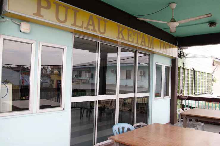 RESTAURANT Sealion Pulau Ketam Inn
