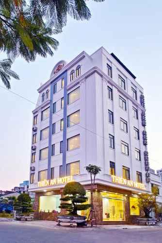 EXTERIOR_BUILDING Khách sạn Thiên An