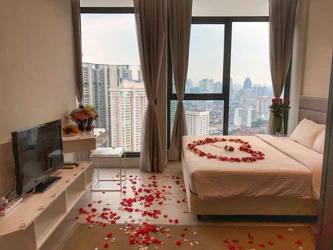 BEDROOM Expressionz Suites KLCC by Like Home