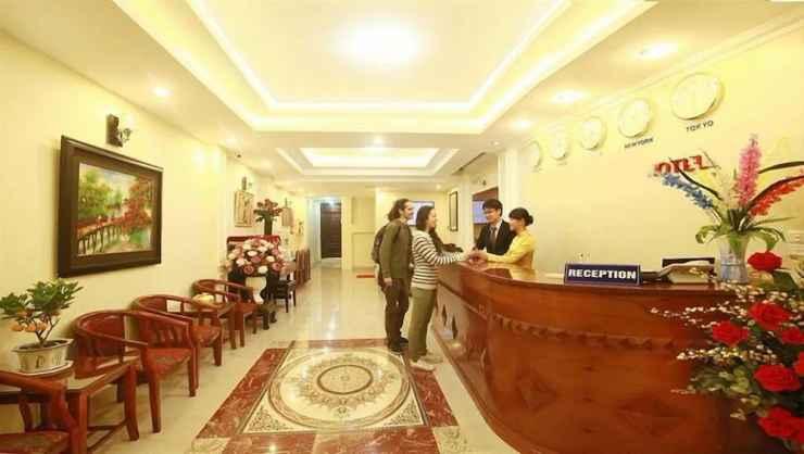 LOBBY Khách sạn Fasy