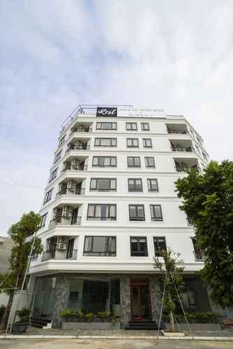 EXTERIOR_BUILDING iRest Apartment Vĩnh Yên