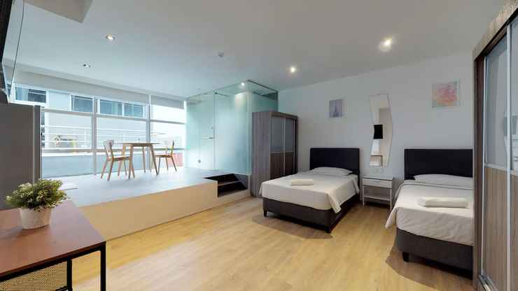 BEDROOM International Service Apartments
