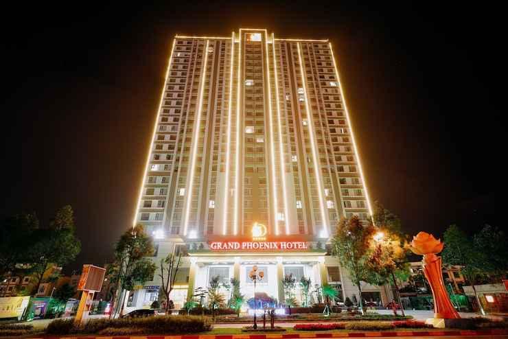 EXTERIOR_BUILDING Khách sạn Grand Phoenix Bắc Ninh