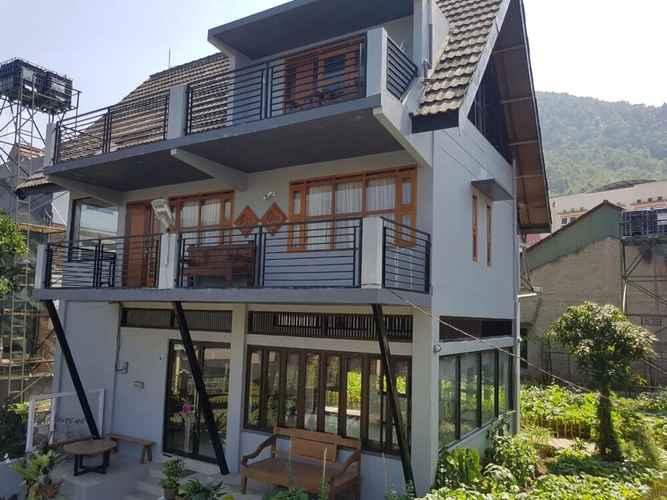 EXTERIOR_BUILDING Sekar Gambir Homestay