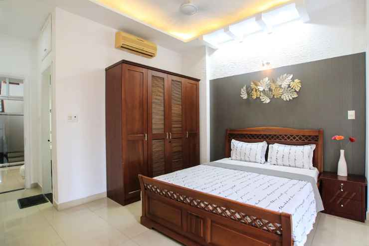 BEDROOM 7S Nice House Hotel & Apart Near Airport