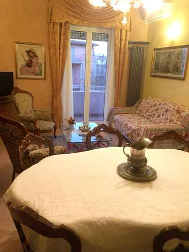BEDROOM Apartment With 2 Bedrooms in Igea Marina, With Wonderful sea View, Furnished Balcony and Wifi - 50 m From the Beach