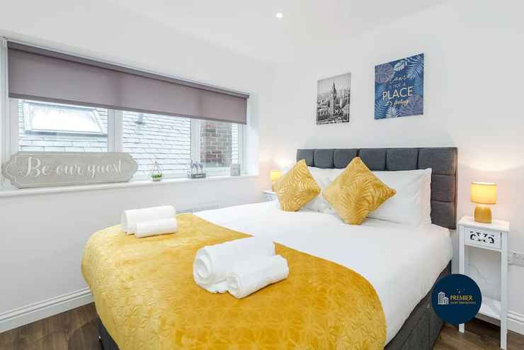 BEDROOM Watford Premier Serviced Apartments