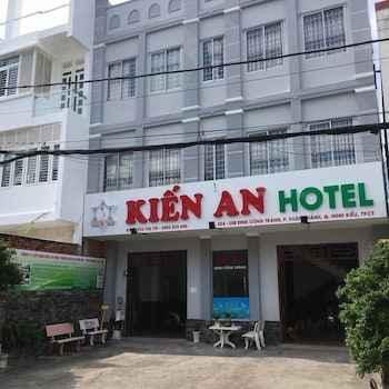 EXTERIOR_BUILDING Khách sạn Kiến An