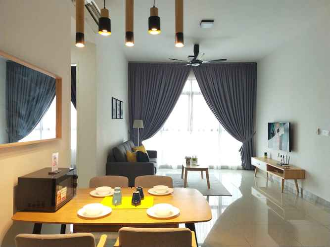 BEDROOM Conezion Residence IOI Resort City