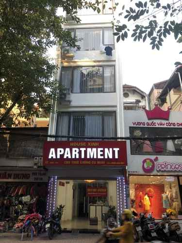 EXTERIOR_BUILDING House Xinh Apartmant