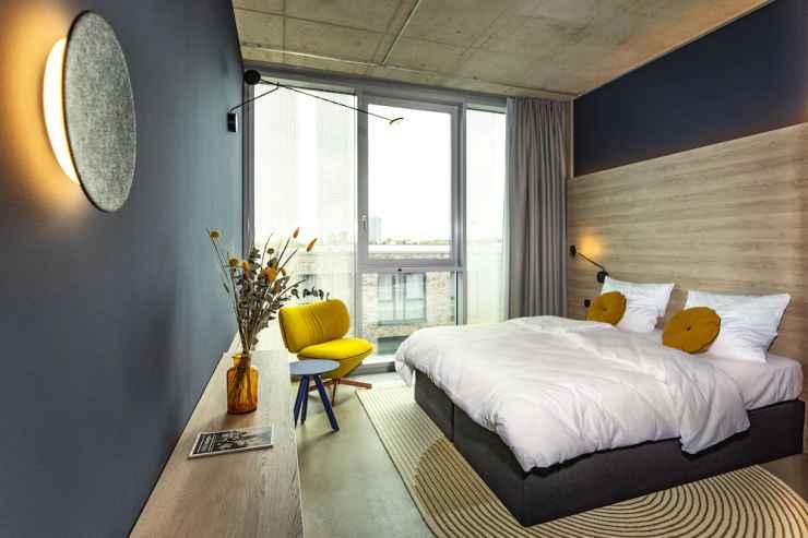 BEDROOM Koncept Hotel Josefine