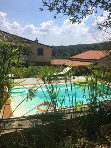 SWIMMING_POOL Villa With 6 Bedrooms in Provincia di Caserta, With Wonderful Mountain View, Private Pool, Furnished Garden