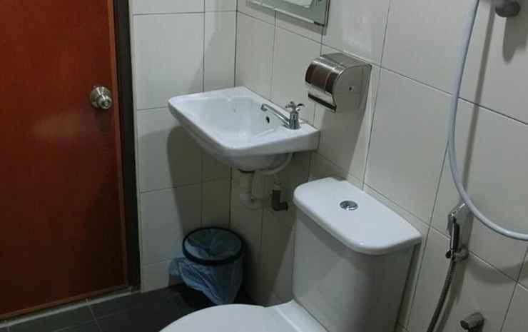 Stay Inn Hotel Johor - Kamar Double Standar, tanpa jendela