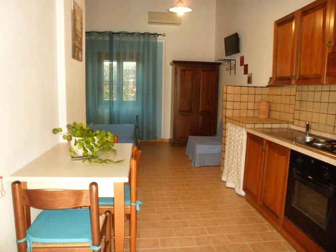 BEDROOM Studio in Pescia Romana, With Furnished Terrace and Wifi - 3 km From the Beach