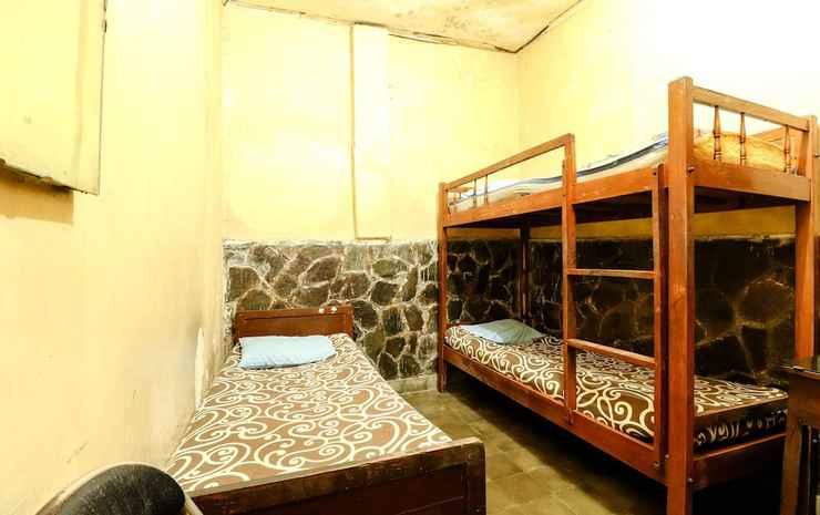 Hotel Wilis Yogyakarta - Kamar Double Ekonomi