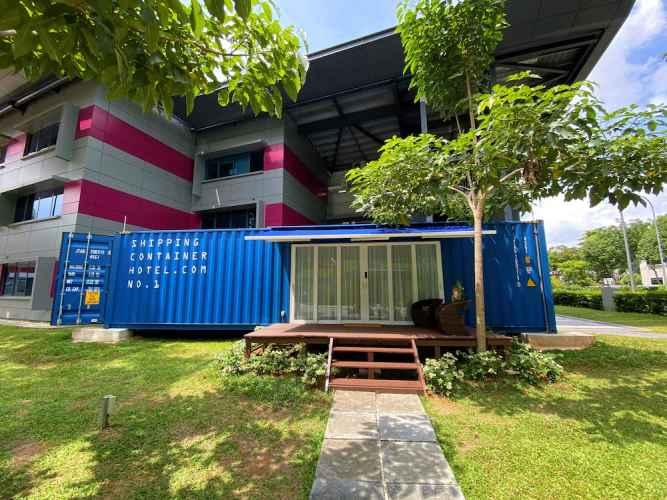 EXTERIOR_BUILDING โรงแรมชิปปิง คอนเทนเนอร์