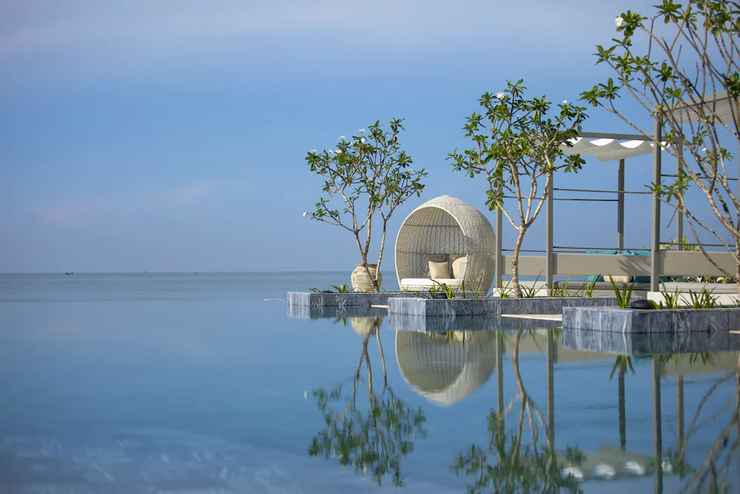 SWIMMING_POOL Biệt thự The Level tại Resort bãi biển Meliá Hồ Tràm